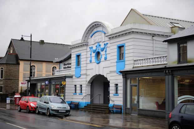 "NEW STATUS: A council plan naming Risca as a ""principal town"" aims to bring more investment to the community. Pictured is the Palace Cinema, which has already benefitted from redevelopment."