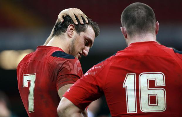 Wales captain Sam Warburton reflects on their defeat to South Africa in the Dove Men Series match at the Millennium Stadium, Cardiff. PRESS ASSOCIATION Photo. Picture date: Saturday November 9, 2013. See PA story RUGBYU Wales. Photo credit should read: Da