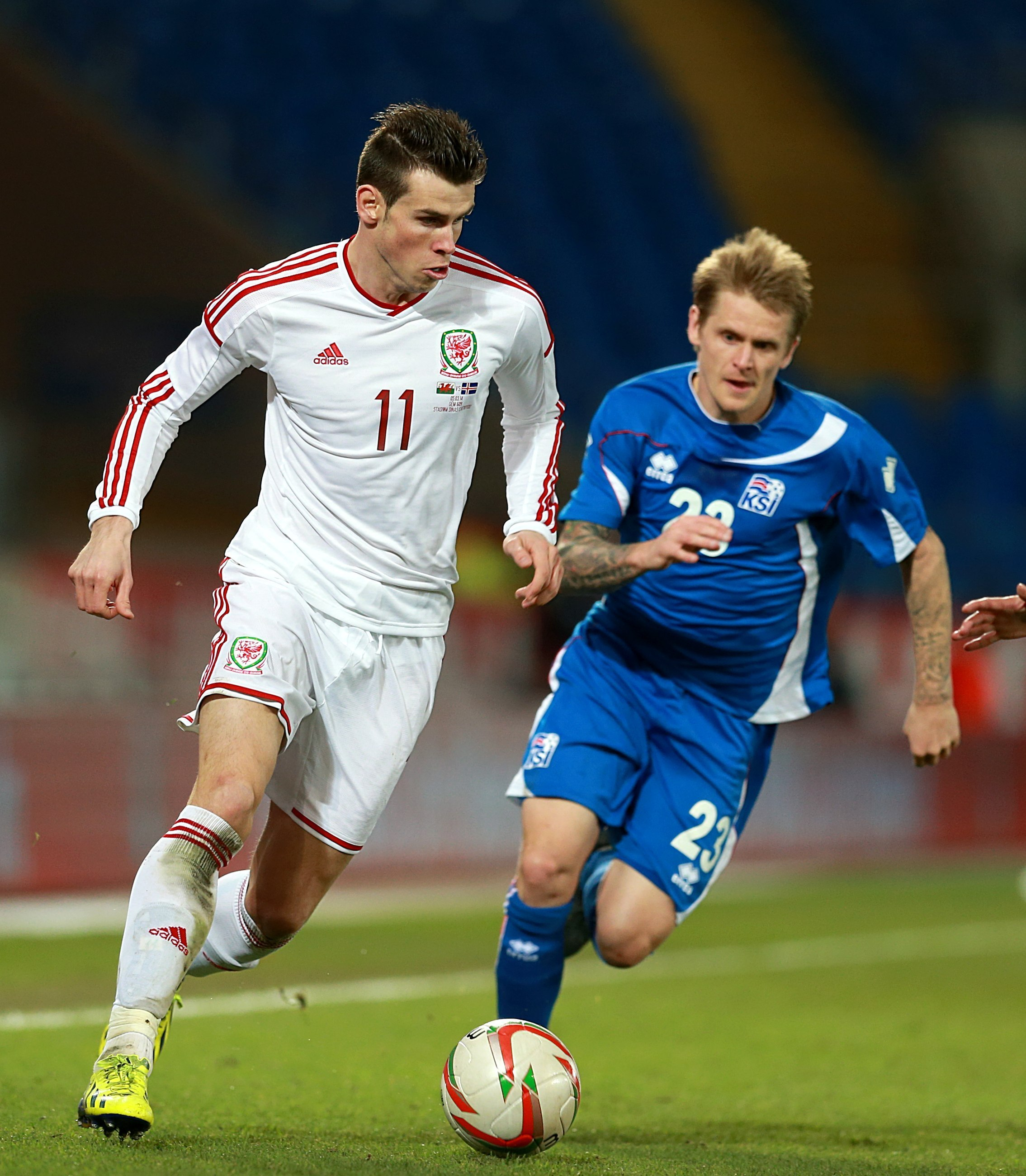 Gareth Bale stars as Wales beat Iceland 3-1