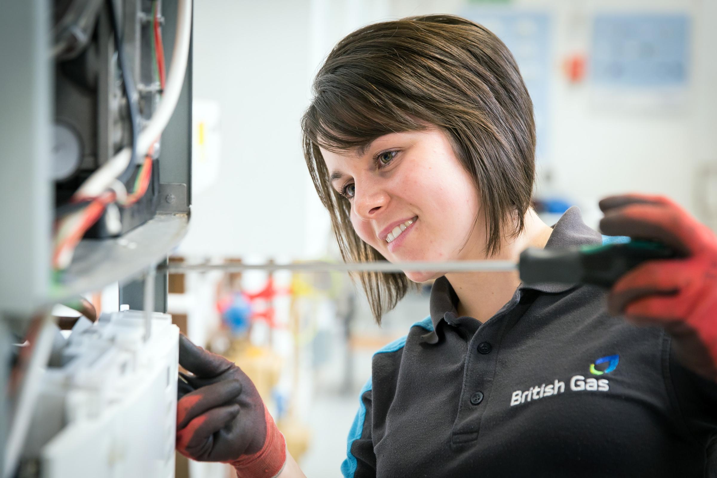 APPRENTICE: Kirsty Williams