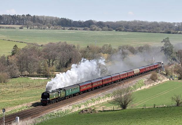 Chance to ride a classic steam train in the valleys