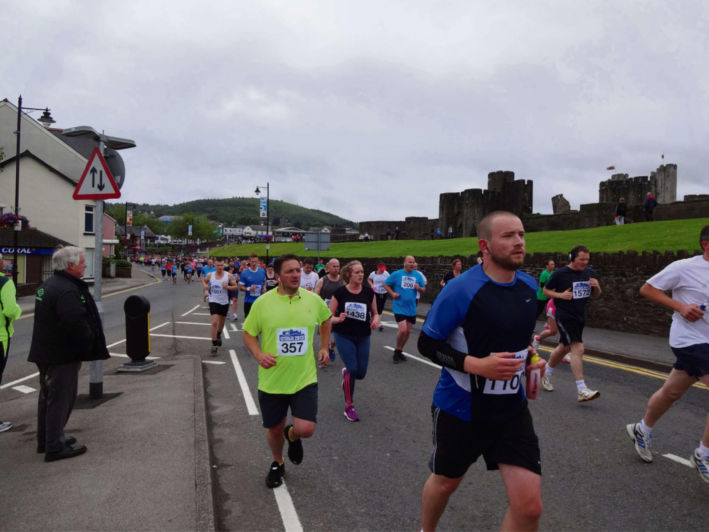 Caerphilly 10k returns for another year