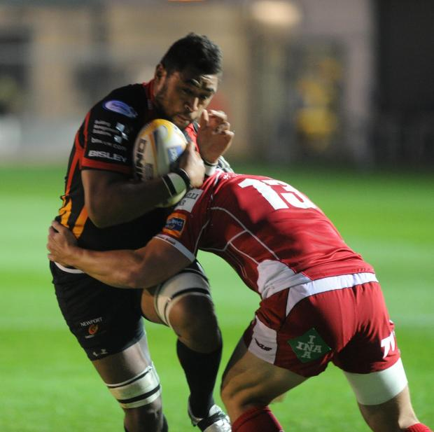 Campaign Series: Lyn Jones: Dragons can chase Scarlets down
