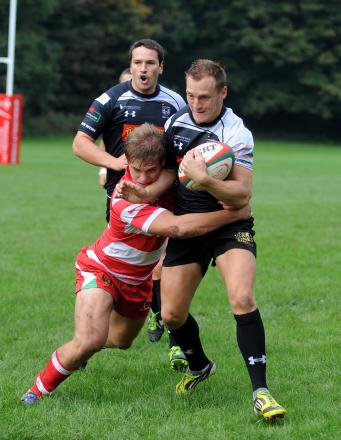 Keys drawn against Llandovery in Swalec Cup semi-finals