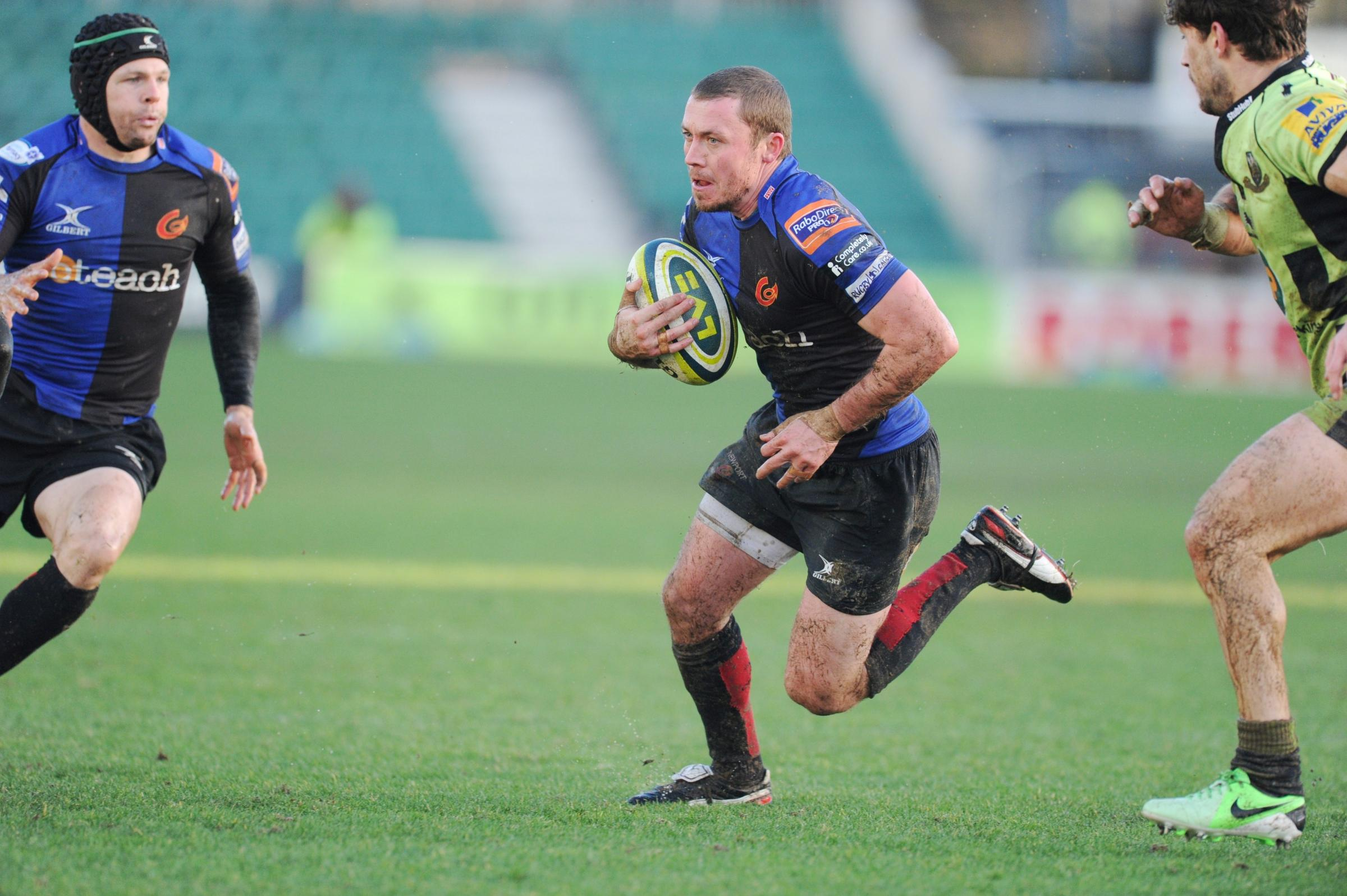 Euro race over but Dragons motivated by Blues battle