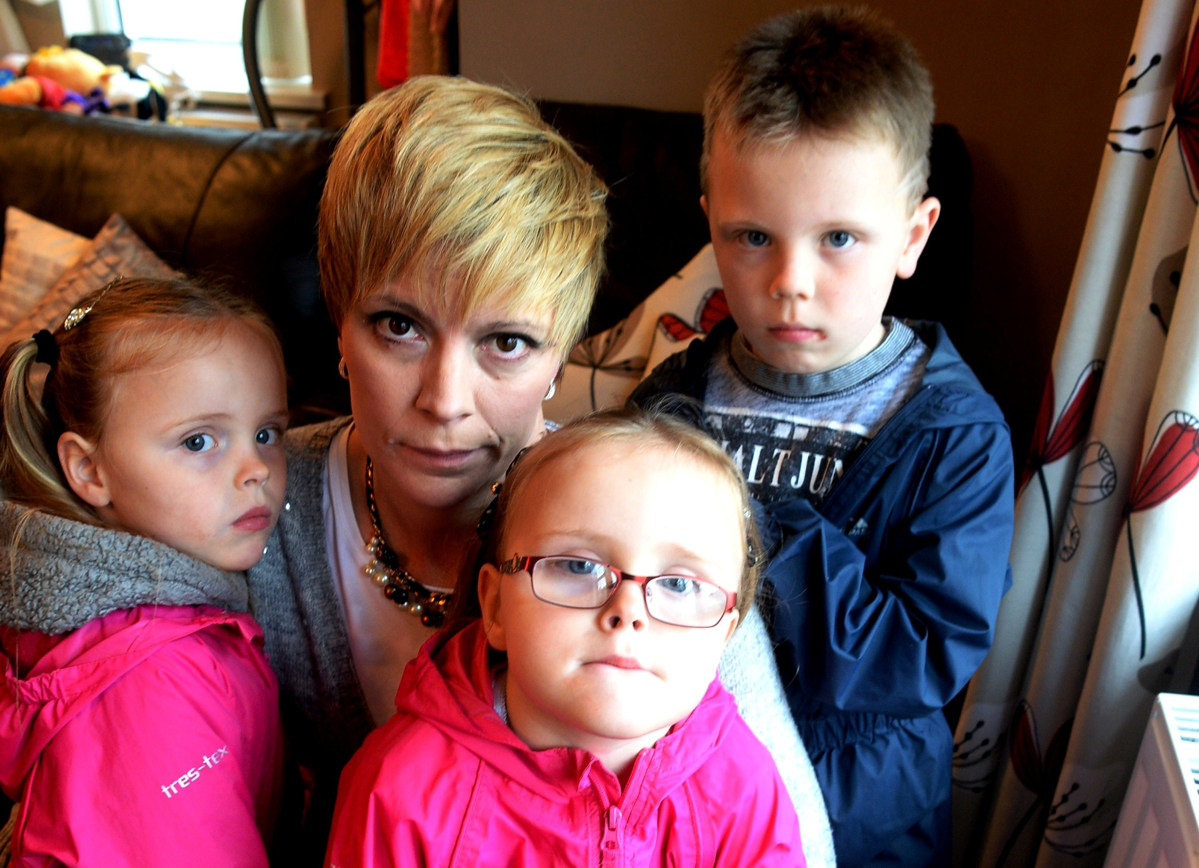Oakdale mum of disabled children faces school transport battle