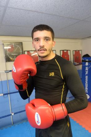 BIG CHANCE: St Joseph's boxer Lee Selby has a world title eliminator next month