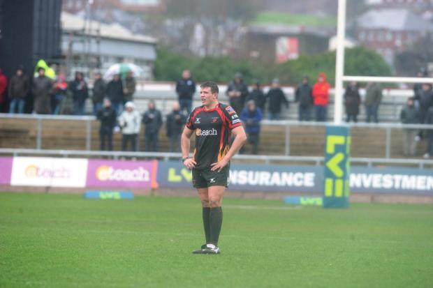 Campaign Series: 'NOTHING TO LOSE': Newport Gwent Dragons hooker Elliot Dee