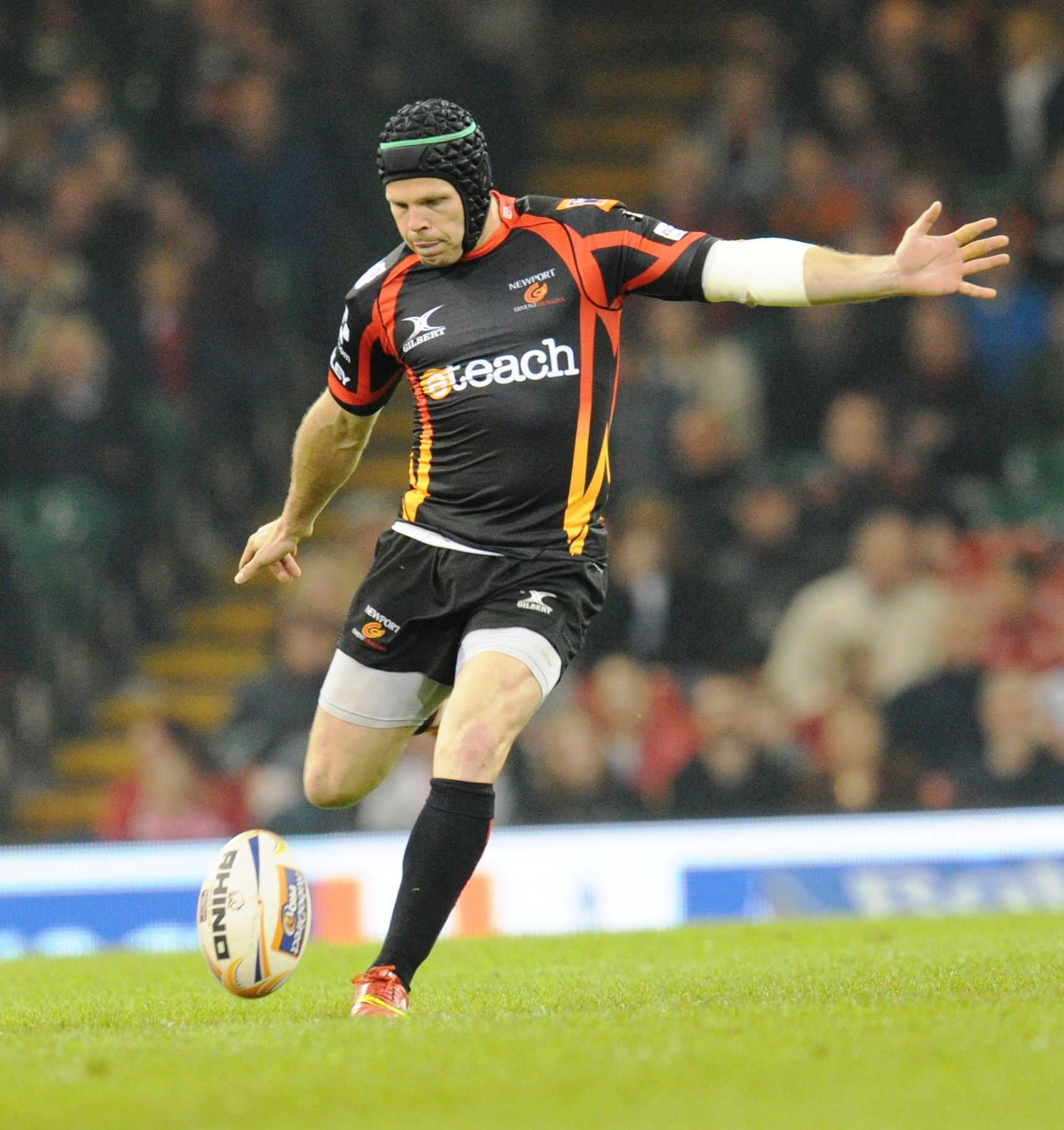 Dragons come up short at Millennium Stadium