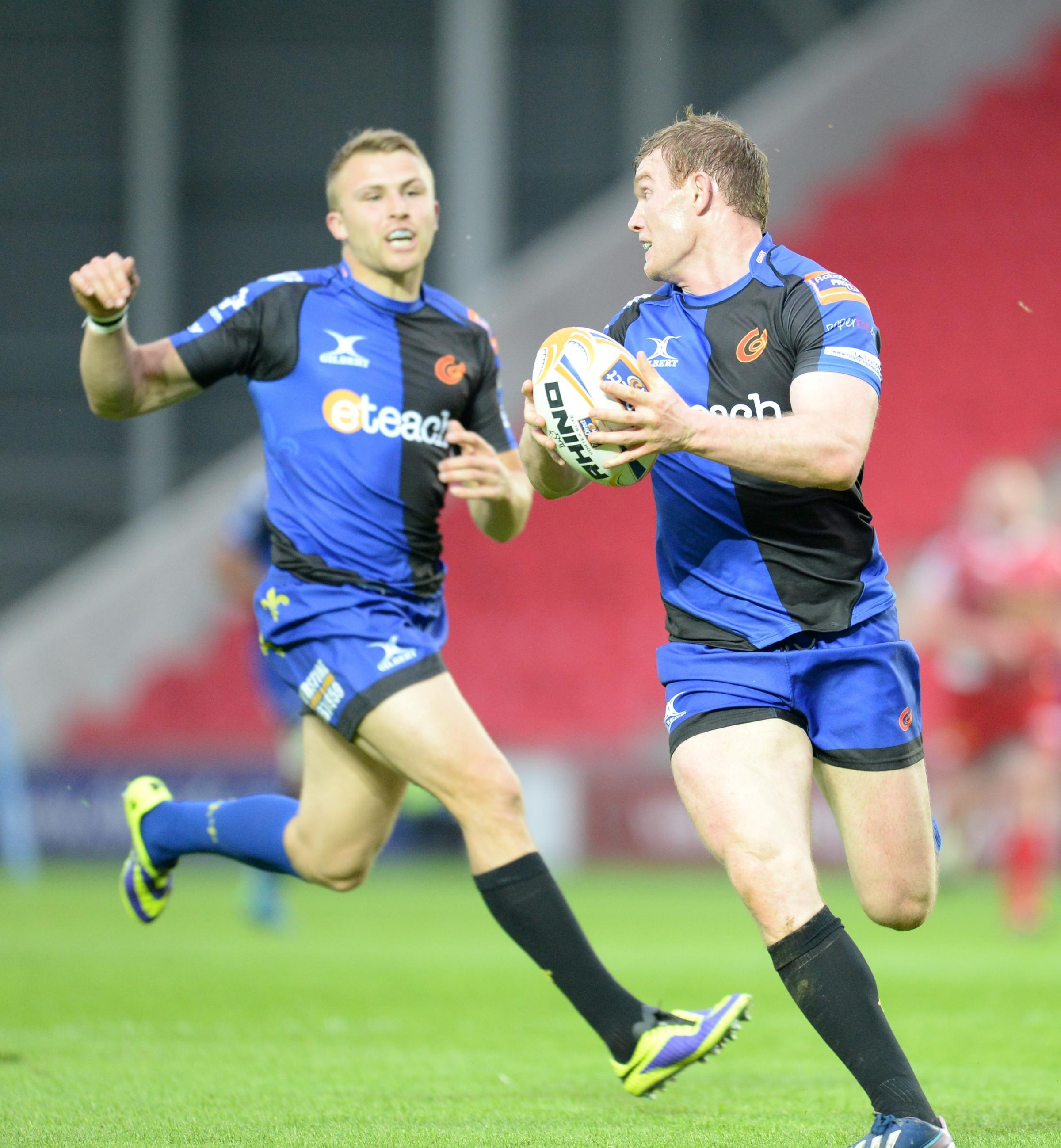 Dragons condemned to being bottom region after Scarlets defeat