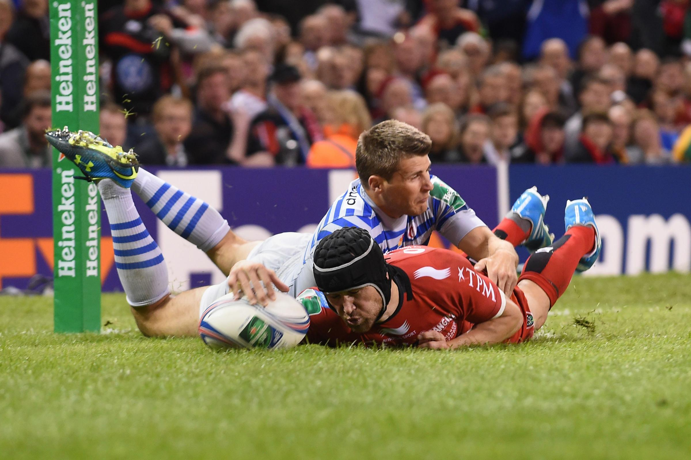Toulon retain Euro crown at Millennium Stadium