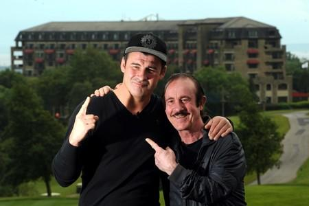 Joe and Enzo Calzaghe (6792993)