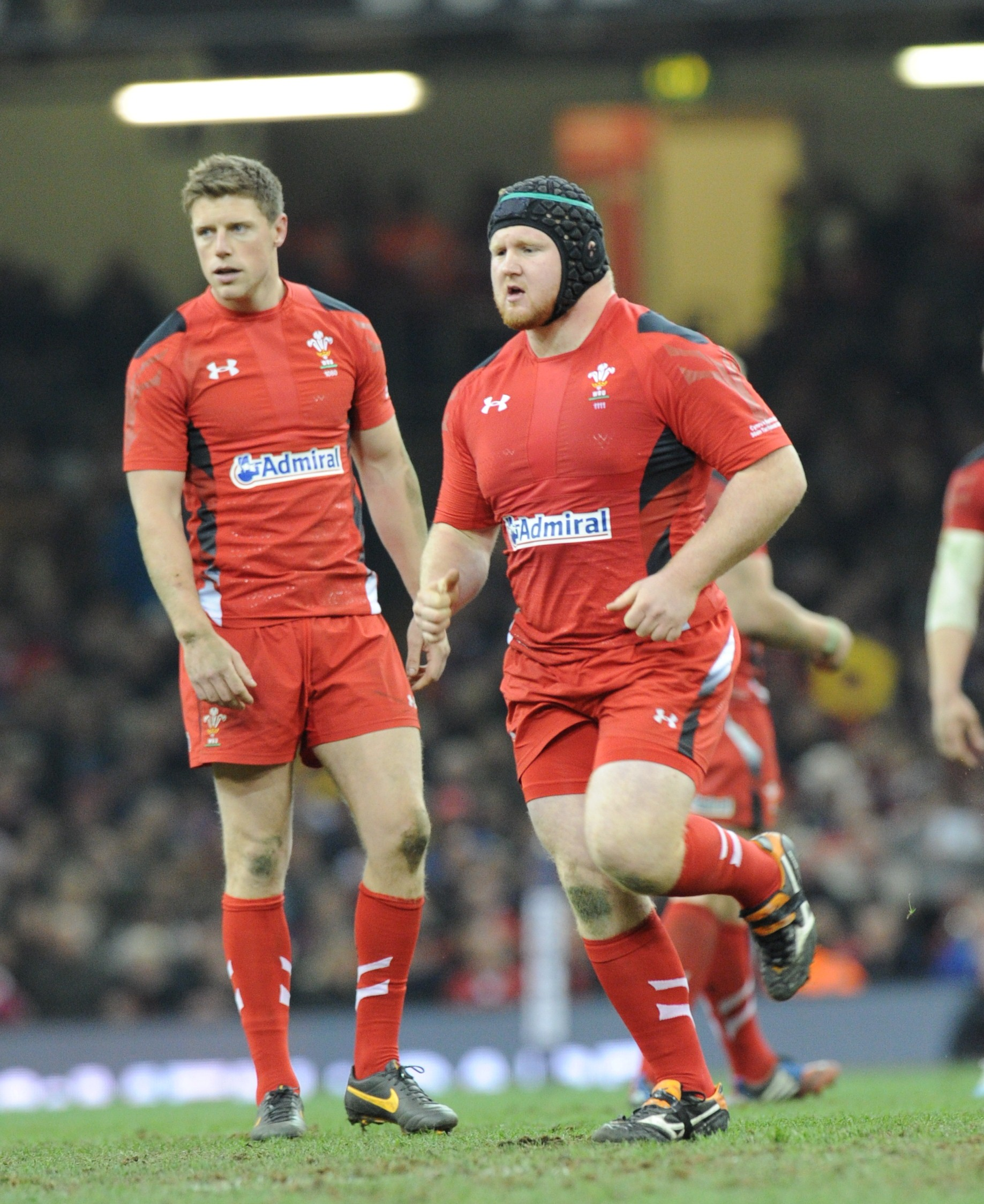 Wales make just two changes for second Test