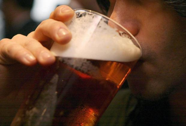 Campaign Series: New booze prices plan could 'improve health'