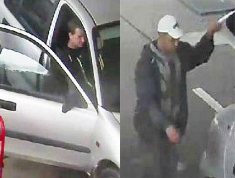 CCTV appeal after superstore petrol theft