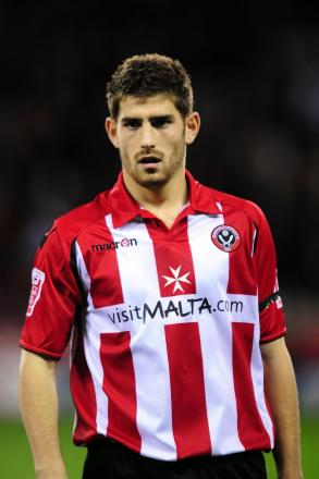 Sheffield United and Wales footballer Ched Evans Sunday July 31, 2011.  (8431777)
