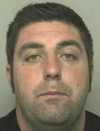 JAILED: Baby-killer Michael John Pearce