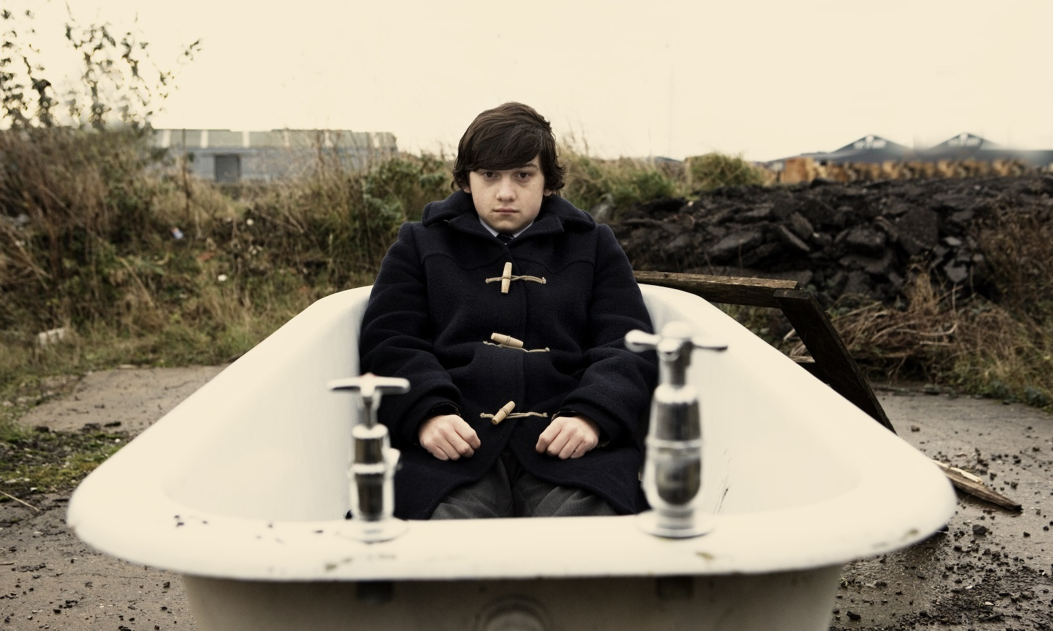 HOME COMING: Craig Roberts in Richard Ayoade's Submarine. Photo: StudioCanal.