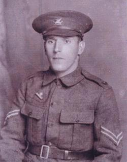 Bell is tribute to Blackwood soldier hero