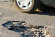 Councils pay out £13k for pothole damage in Gwent