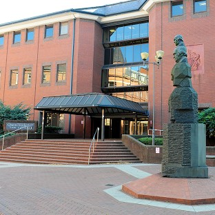 Harry Street will appear at Birmingham Crown Court