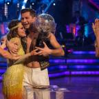 Campaign Series: Caroline Flack and Pasha Kovalev crowned Strictly Come Dancing champions 2014