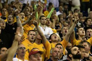 Dack pays tribute to Newport County fans