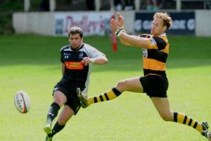 Newport secure Ryan James return and snap up promising centres