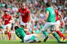 FITNESS RACE: Alun Wyn Jones is unlikely to play for Wales before their World Cup clash with England