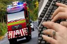 Arrest after security breach of South Wales Fire and Rescue Service staff's personal data