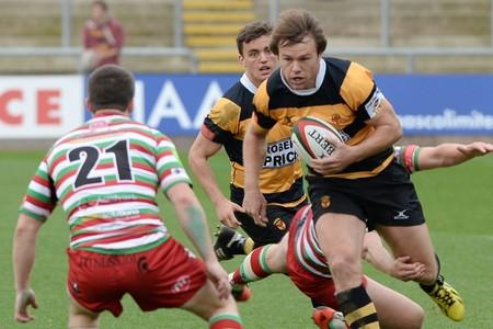 SIDELINED: Geraint O'Driscoll is out for Newport with a pulled hamstring