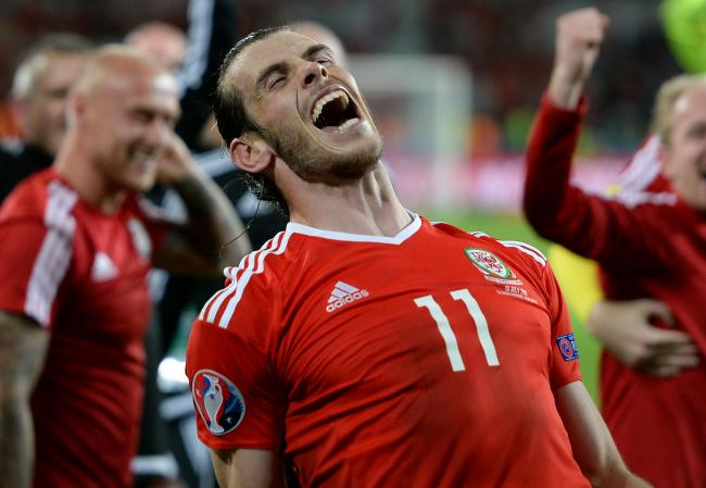QUALIFIED: Wales and Gareth Bale will face Italy, Switzermand and Turkey at Euro 2020