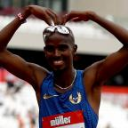 Campaign Series: Growing up in a shack fired Mo Farah towards Olympic glory