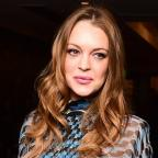 Campaign Series: Lindsay Lohan says she is 'good and well' after police kick door in after lovers' row