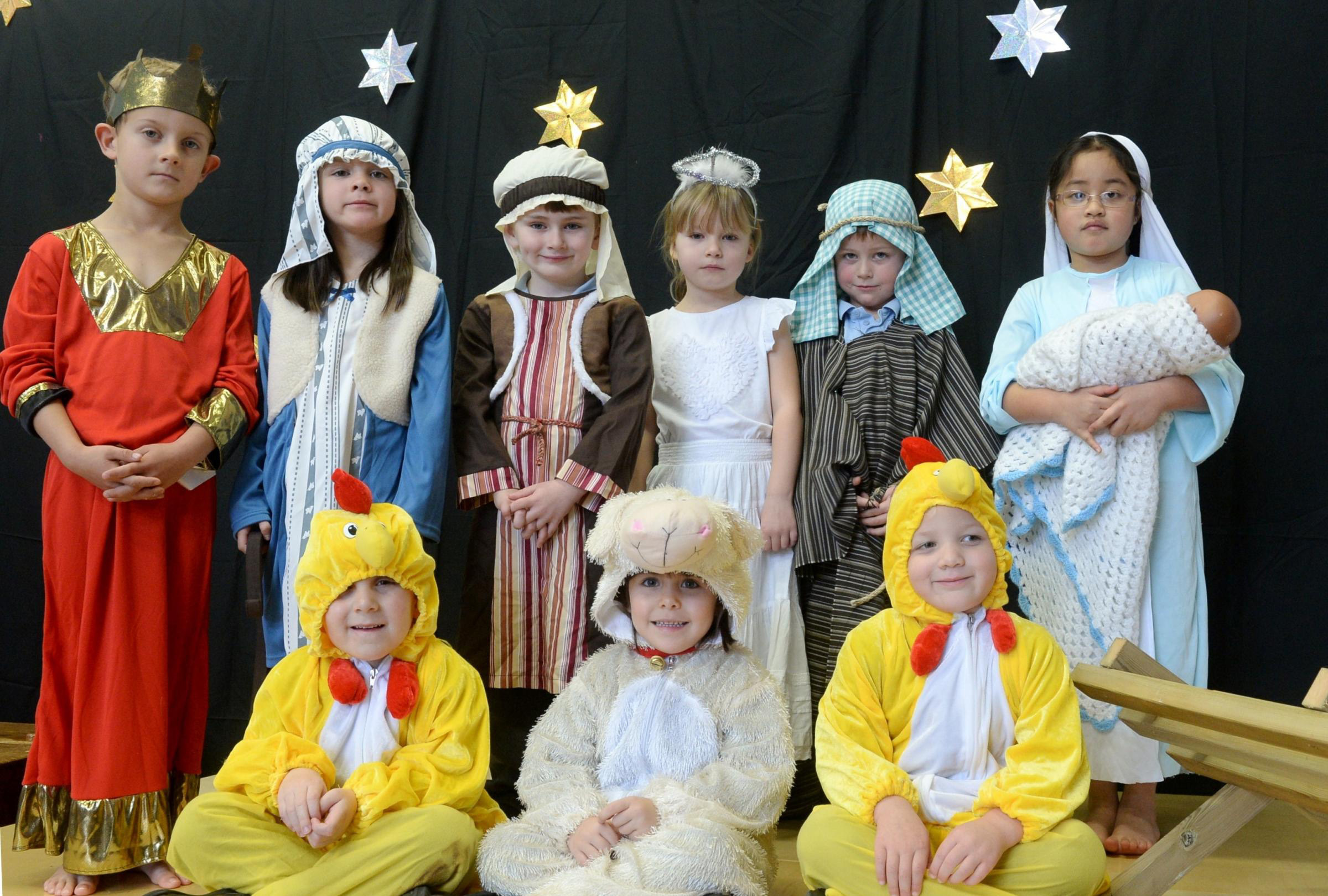 Send us your school nativity pictures