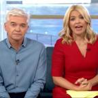 Campaign Series: Holly Willoughby apologises after Joey Essex swears on This Morning