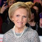 Campaign Series: Mary Berry advises Bake Off contestants: Keep the tears in check