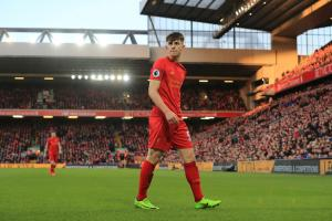 TALENT: Liverpool teenager Ben Woodburn has been called up by Wales boss Chris Coleman