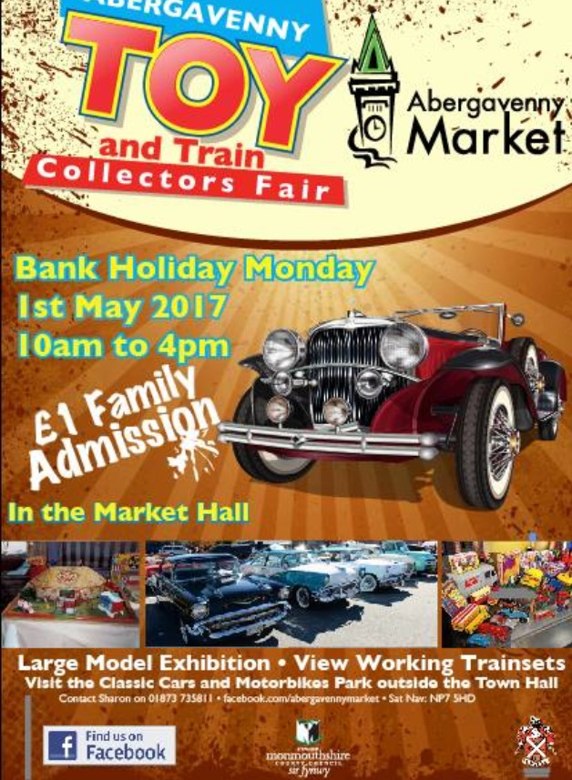 Toy & Train collectors' fair