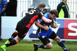 Edinburgh 24 Newport Gwent Dragons 20: Late, late heartbreak on the road for Dragons