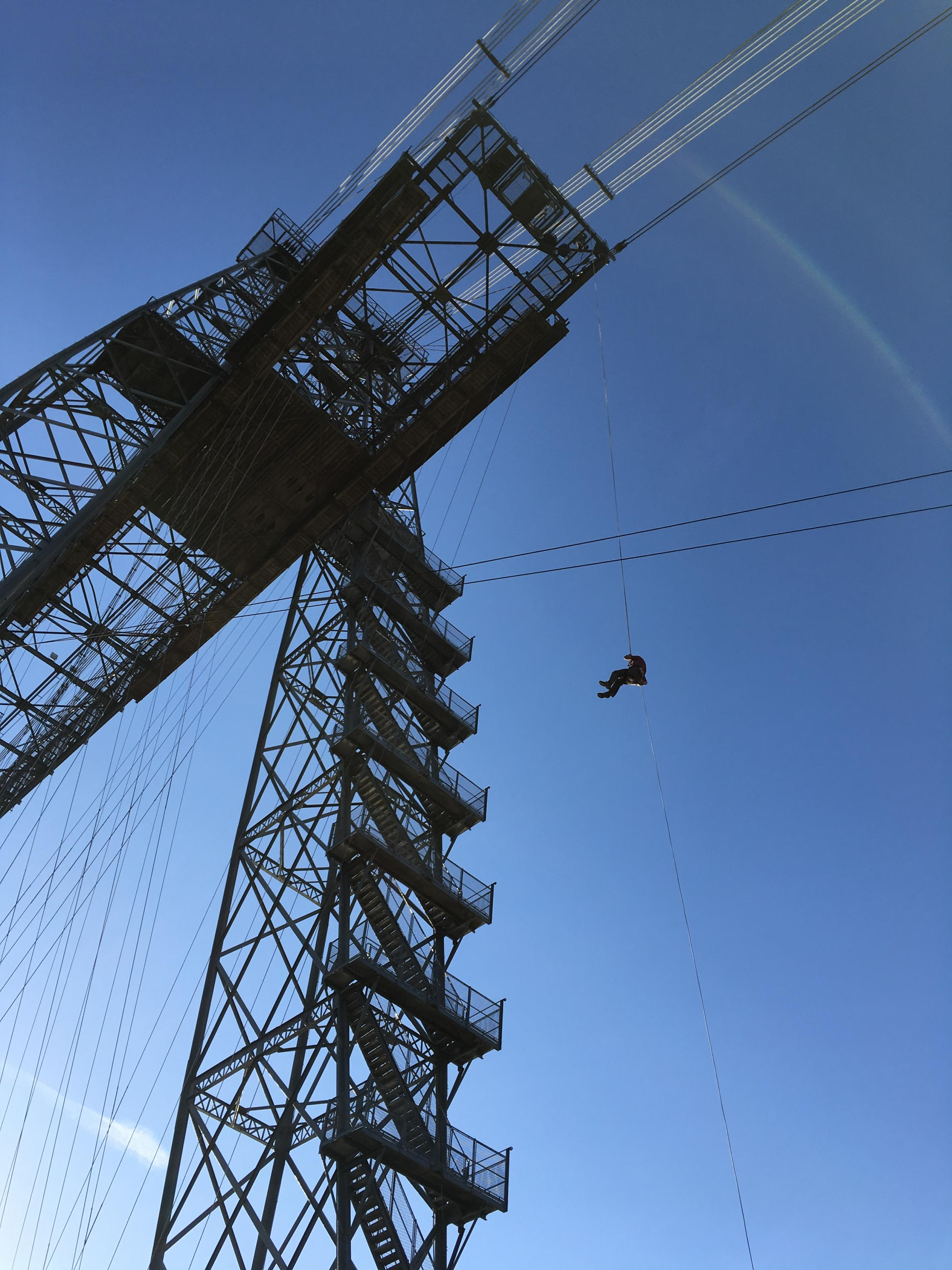The Big Drop Abseil