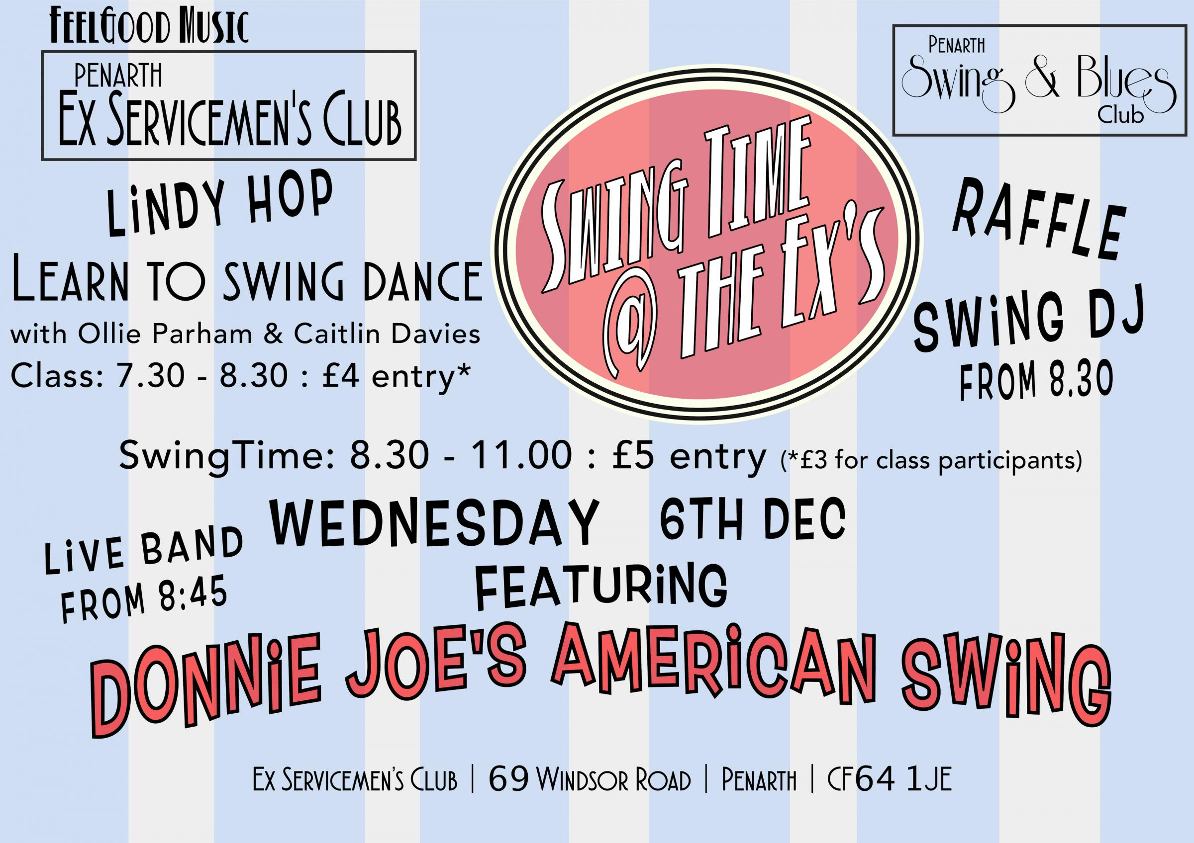 Learn to Swing Dance with Ollie Parham