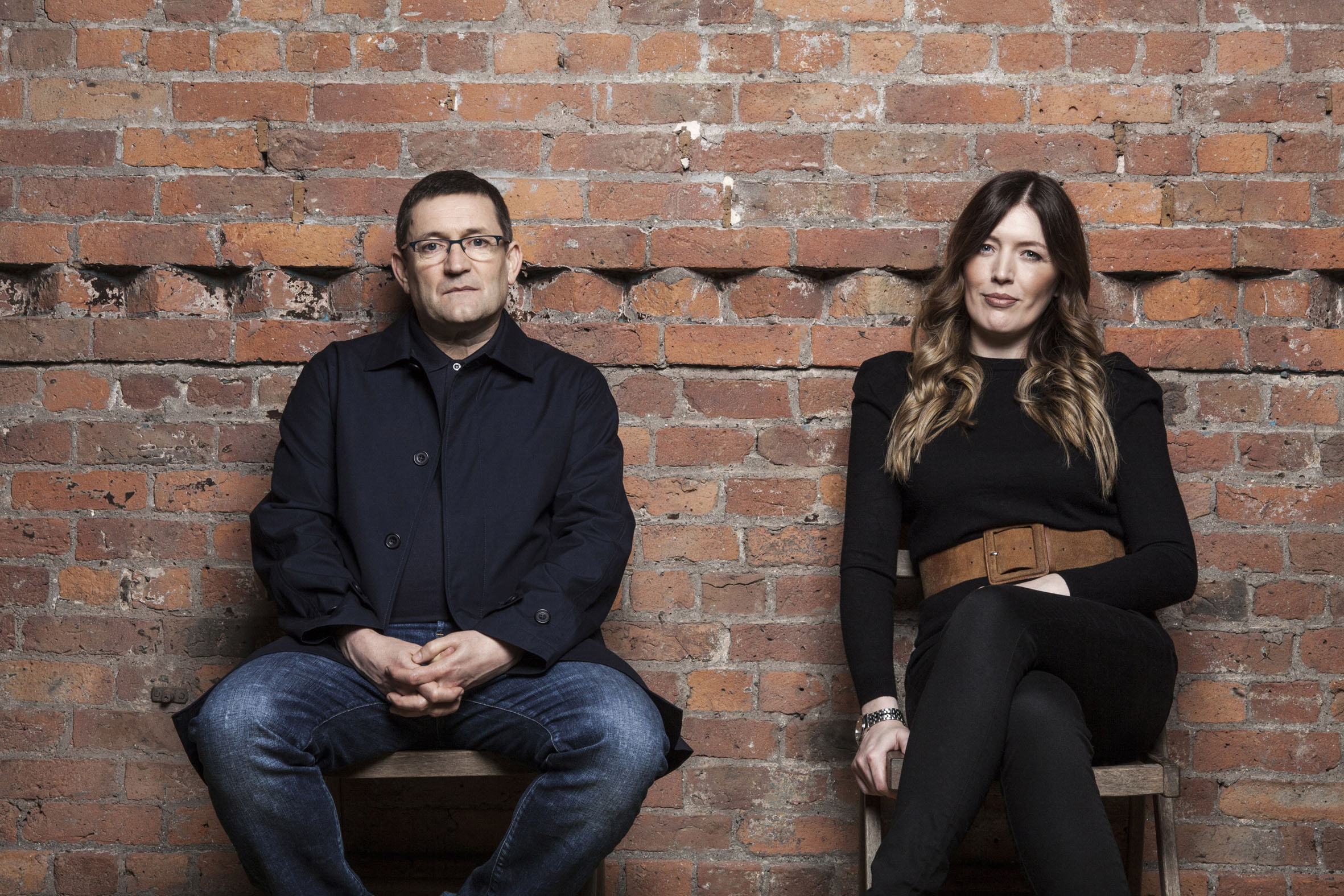 DUO: Paul Heaton and Jacqui Abbott