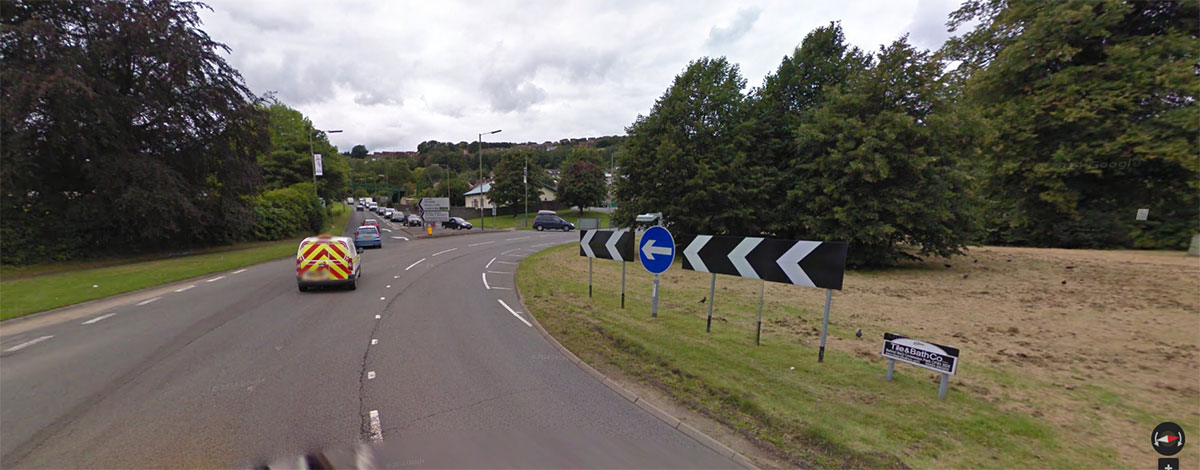Roundabout improvement works to start tomorrow to help alleviate Christmas traffic