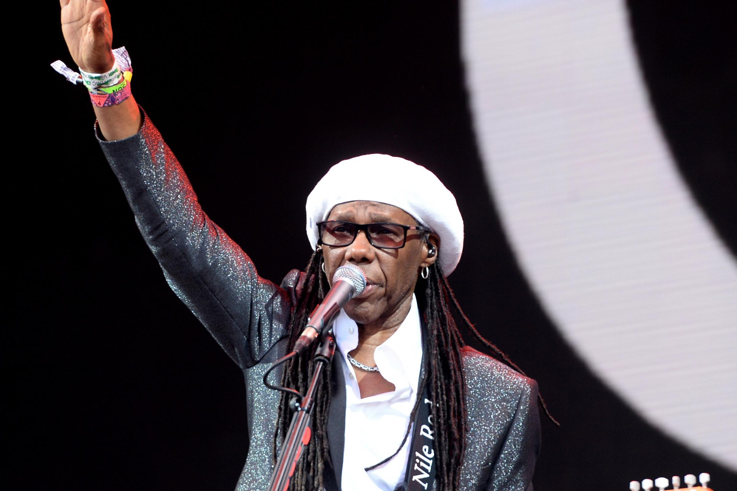 Nile Rodgers (Ben Birchall/PA).