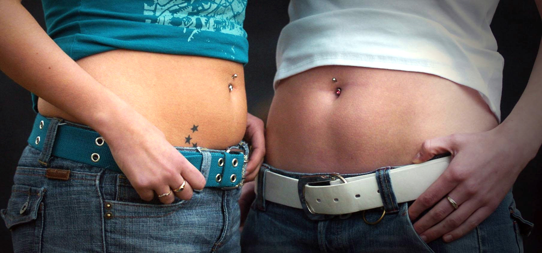 a3528de0b Ban on 'intimate' piercings including tongue piercings for under 18s in  Wales from today