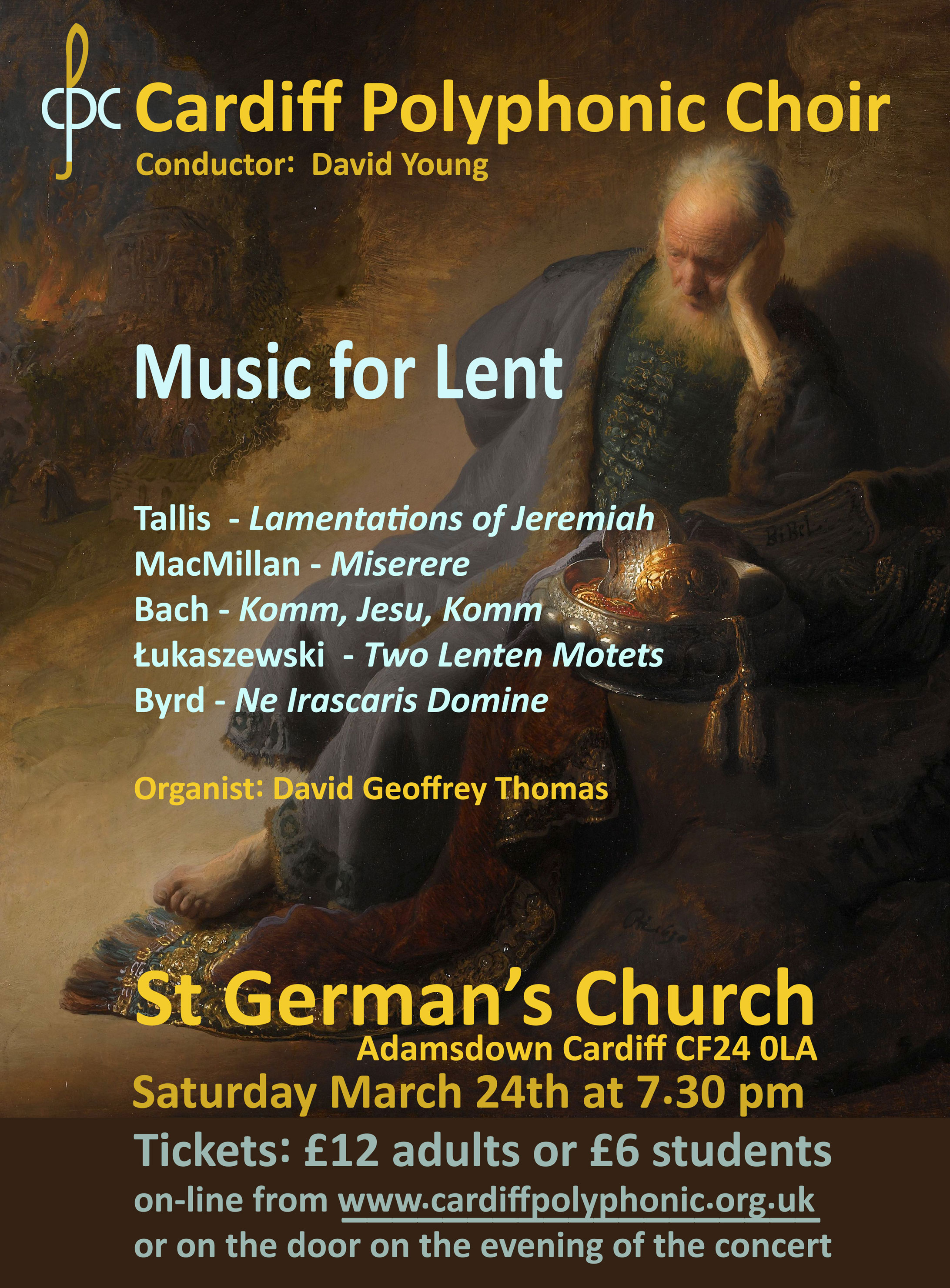 Music for Lent