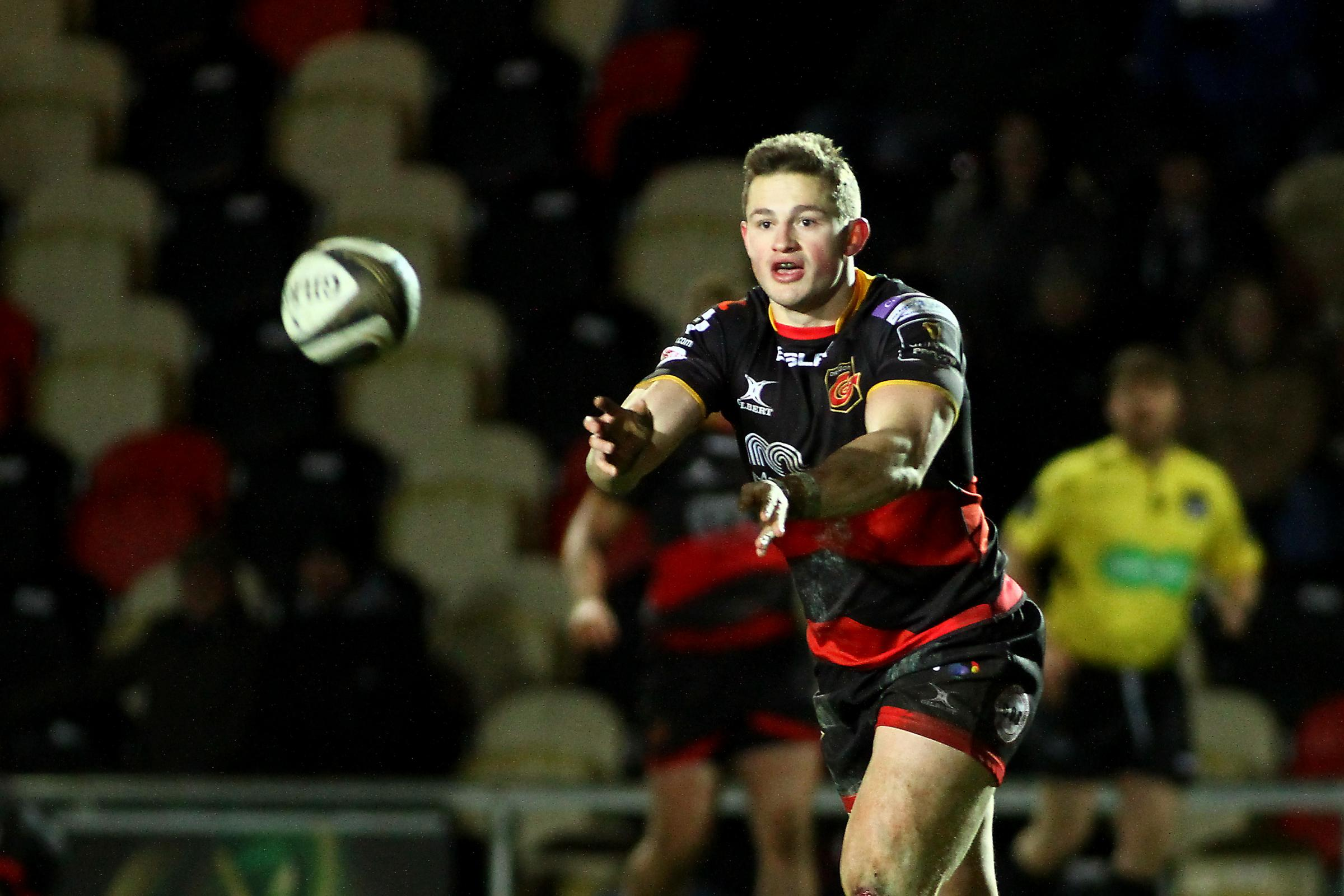 Dragons boosted by Amos release for Benetton clash