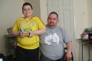 Young carer wins first class holiday