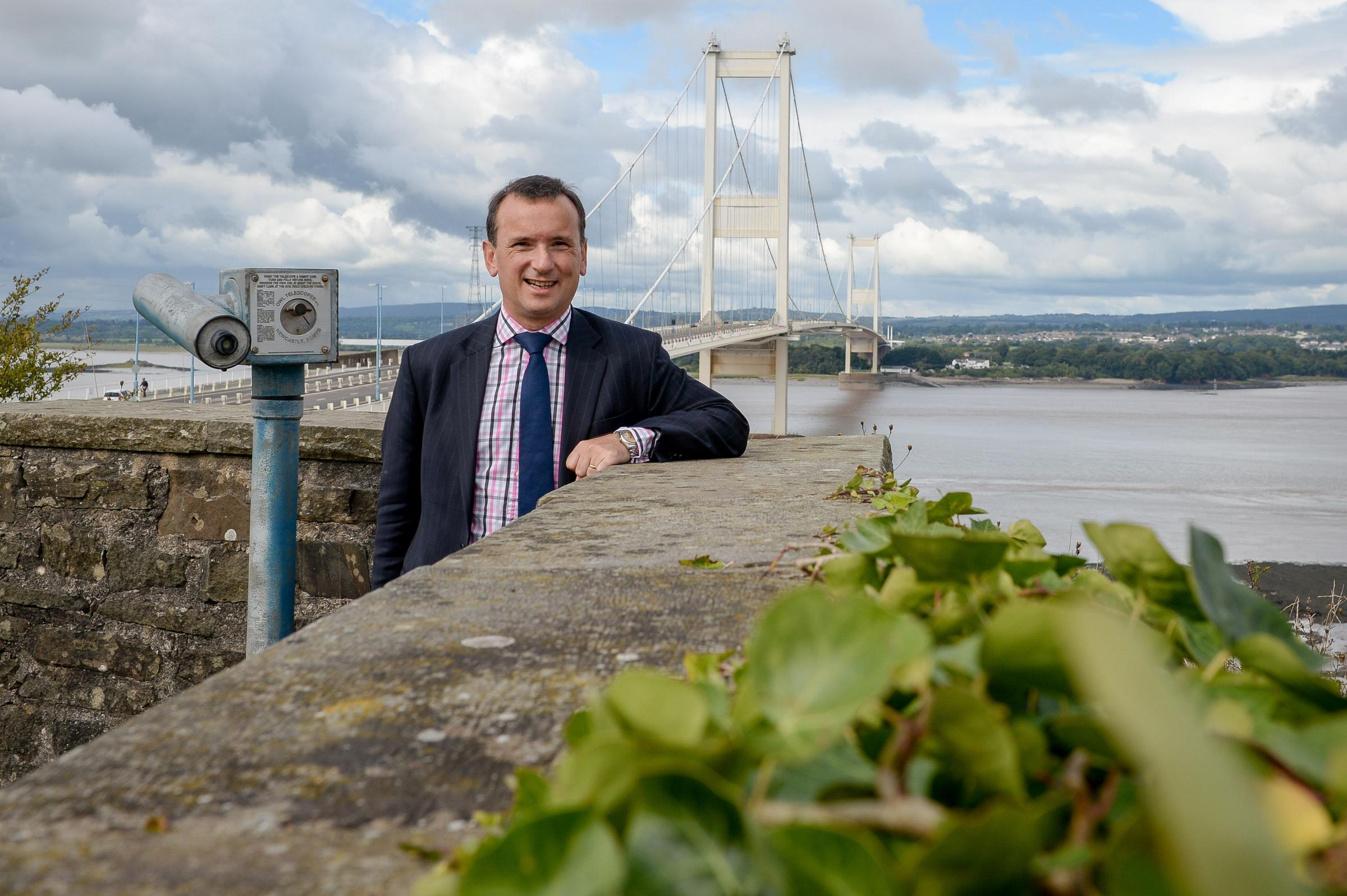 Secretary of State for Wales announced the abolition of the Severn tolls earlier this year. Picture: Ben Birchall/PA Wire
